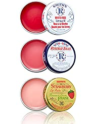 Rosebud Three Lavish Layers Lip Balm, 0.8 Ounce