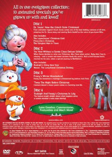 amazoncom classic christmas favorites various movies tv - Classic Christmas Favorites