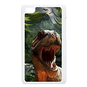 iPod Touch 4 Case White Jurassic Park D2288114
