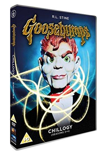 Goosebumps - Chillogy [DVD] (Goosebumps Dvds Box Set)
