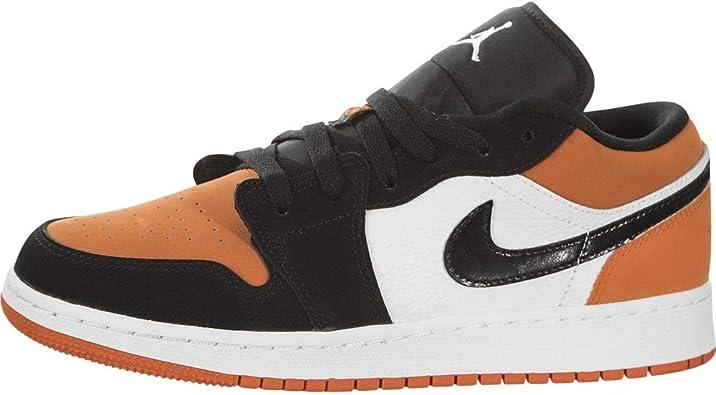 Amazon.com: Jordan Air 1 Low (Shattered Backboard) (Kids): Shoes