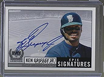 Ken Griffey Jr. (Baseball Card) 1999 Upper Deck Century Legends - Epic Signatures #Jr.