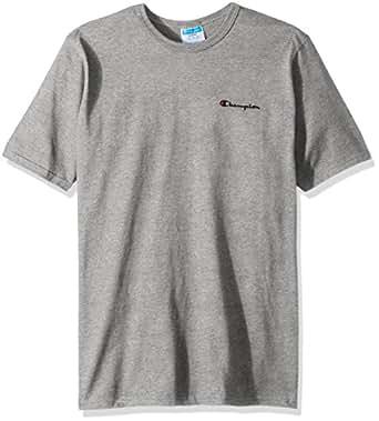 Champion LIFE Mens GT19 Heritage Tee Short Sleeve T-Shirt - Gray - Small