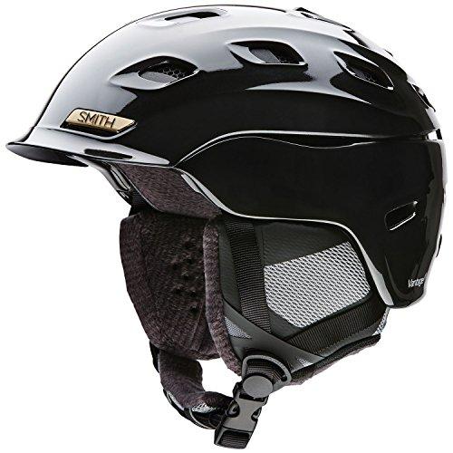 Smith Optics Vantage MIPS Women's Snow Helmet (Black Pearl F16, Large)