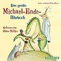 Das große Michael-Ende-Hörbuch Hörbuch von Michael Ende Gesprochen von: Otto Mellies