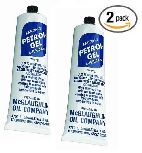 (2 Pack) Petrol Gel Food Grade Equipment LubricantNSF (2/4 oz. Tube) - Technical Equipment