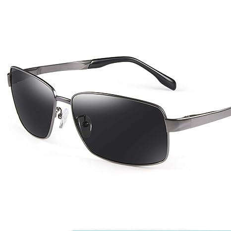 Y&J Gafas de Sol polarizadas de Titanio Puro GH-PH Gafas de ...