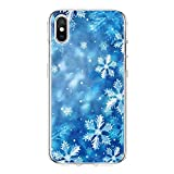 Xmas Case for iPhone X Xs Max XR 5 SE 6 S 8