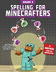 Spelling for Minecrafters: Grade 3