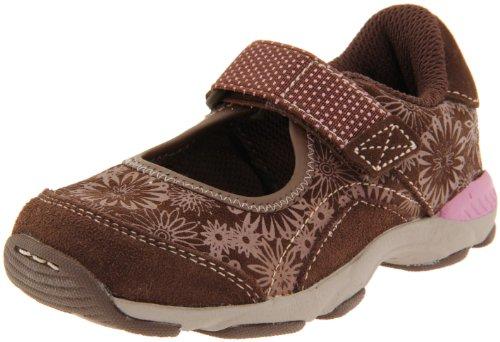 Stride Rite Harlow Sneaker (Toddler/Little Kid),Brown,11 M US Little Kid