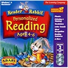 Reader Rabbit Personalized Reading 4-6 Deluxe