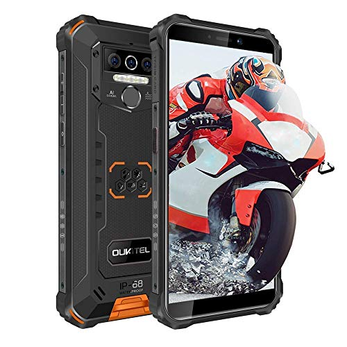Wp Series Rugged Smartphones