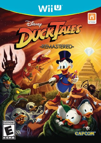 DuckTales - Remastered - Wii U by Capcom