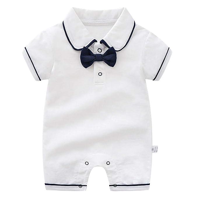 mama stadt Camisa de Manga Corta Baby Recién Nacido Body, Mameluco ...