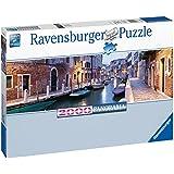 Ravensburger - Puzzle panorama, 2000 piezas, diseño Venecia (16612 1)