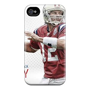 Anti-Scratch Hard Cell-phone Case For Iphone 6 With Allow Personal Design HD New England Patriots Pictures InesWeldon