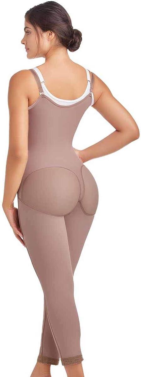 3XL Cocoa-Optic DPanda 022 Liposuction Compression Garments Post Surgery Girdle Full Body Shaper