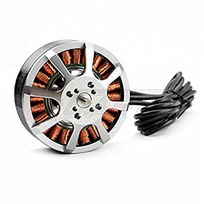 GARTT 6PCS ML6016 310KV Brushless Motor For Plant Protection Operations Hexacopter Octocopter Multicopter from GARTT