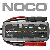 94 honda civic optima battery - NOCO Genius Boost Pro GB150 4000 Amp 12V UltraSafe Lithium Jump Starter