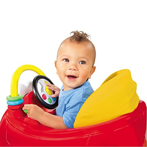 Little Tikes Cozy Coupe 3 in 1 Mobile Entertainer Rojo ...