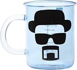 "Breaking Bad ""Stooble"" Beaker Coffee Mug"