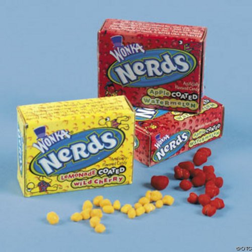 Double Dipped NERDS Assortment (24 packs)