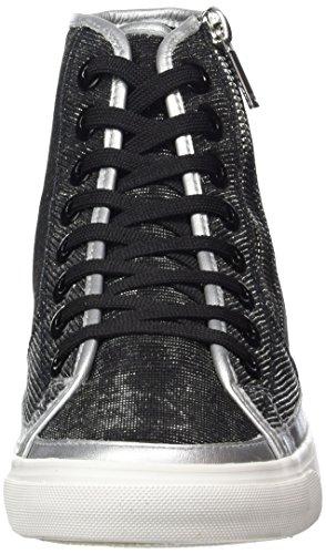 Armani Jeans 9252277p615, Zapatillas para Mujer Plateado  (argento)