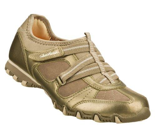 Skechers zapatos de la aptitud de la roca estable Tamaño Taupe