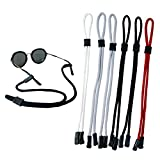 Olymstore(TM) 3pcs Portable Oval Shape Zippered Closure Eye Glasses Sunglasses Hard Case Box Holder with Carabiner Hook Clip for Outdoor Traveling Use