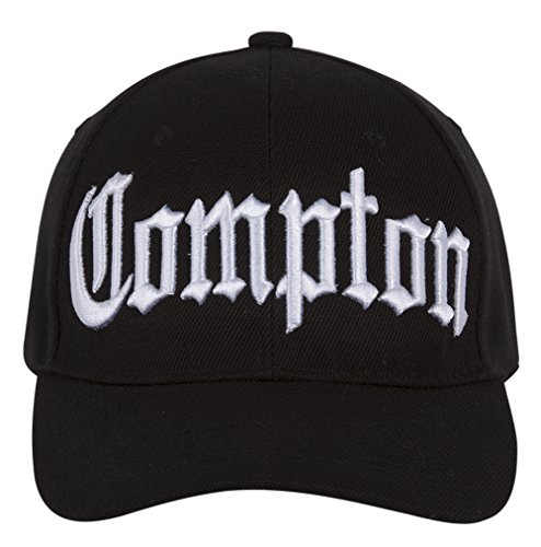 Compton Costume Kit Bundle Pack (Includes black snapback and one black shades)