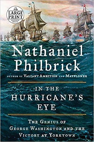 e81a2b6cae4 Amazon.com: In the Hurricane's Eye: The Genius of George Washington ...