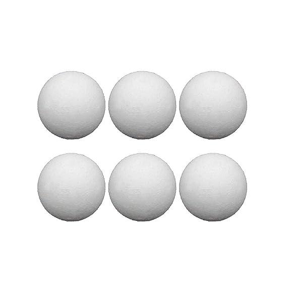 Vestmon Futbolín de Mesa, 36 mm, Accesorios de fútbol, balón de ...