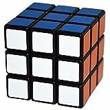 Shengshou 3x3x3 Puzzle Cube Black thumbnail