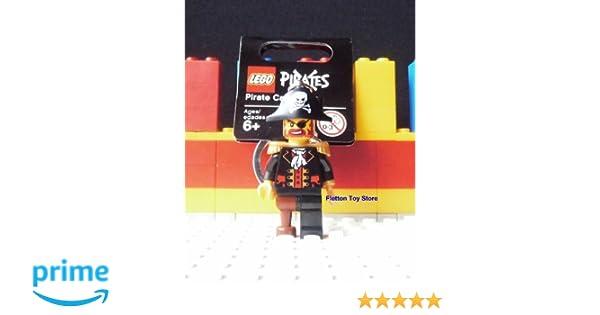 LEGO Llaveros - capitán Pirata