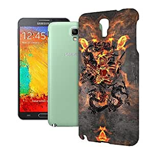 Phone Case For Samsung Galaxy Note 3 Neo LTE - Dragon Knight Lightweight Cover