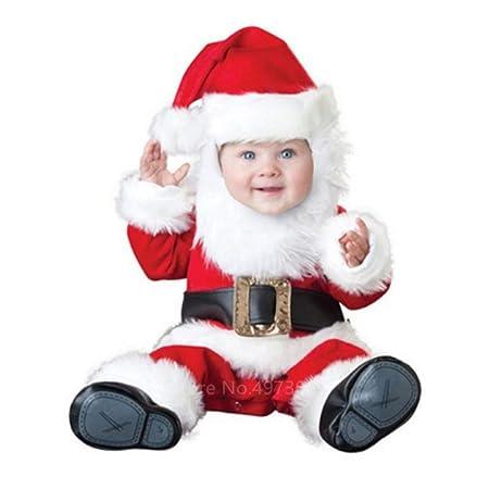 ZHANGSDJ Costumi Natalizi Traje De Navidad Niño Navidad ...