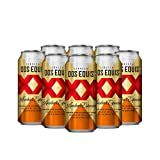 Cerveza XX Ámbar 24 Pack Lata 16Oz