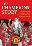 The Champions' Story, Manchester United Football Club Staff, 0752886177