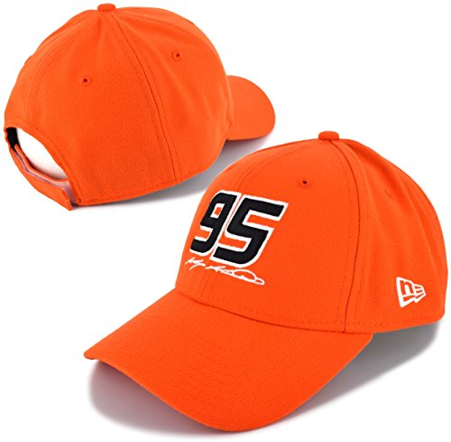 New-Era Kasey Kahne 2018 Orange #95 Big Number NASCAR (Kasey Kahne Number)