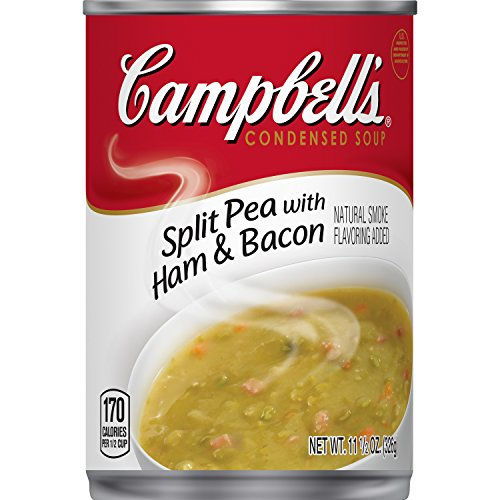 Campbell's Classics Split Pea with Ham and Bacon Soup, 11.5 oz