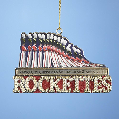 KSA 12 NYC Radio City Music Hall Rockettes Toy Soldier Christmas Ornaments (Rockettes Toy Soldier)