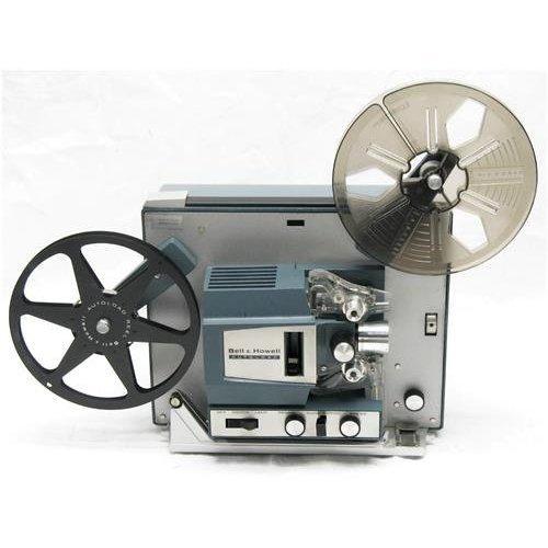 Super 8 Movie Projector - 1