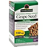 Nature's Answer Grape Seed Standardized 60 vcap ( Multi-Pack)