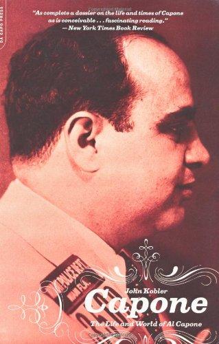 Capone by John Kobler