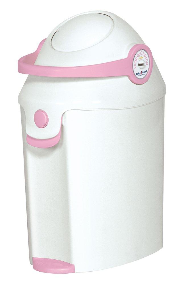 Baby Trend Diaper Champ Deluxe, Pink DC50100K
