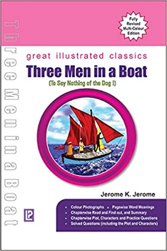 three men in a boat summary and analysis