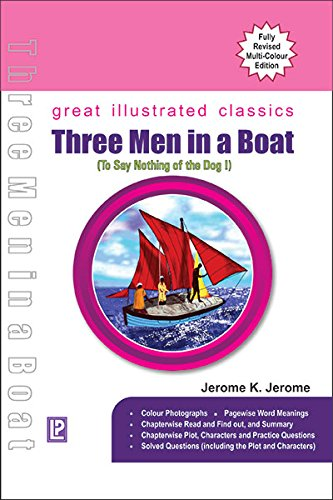 three men in a boat full summary