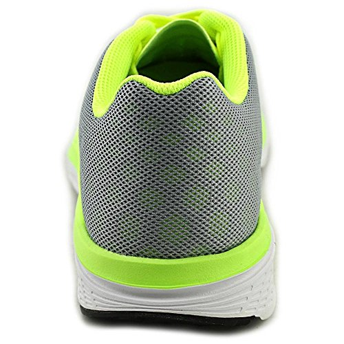 Nike FS Lite Run 3, Scarpe da Corsa Uomo Multicolore (Gris / Negro / Lima / Azul (Wolf Grey/Black-volt-bl Lagoon))