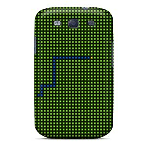 Fashion Tpu Case For Galaxy S3- Snake Pix Defender Case Cover