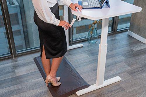 Ergomax Height Adjustable Crank Desk by Ergomax Office (Image #3)